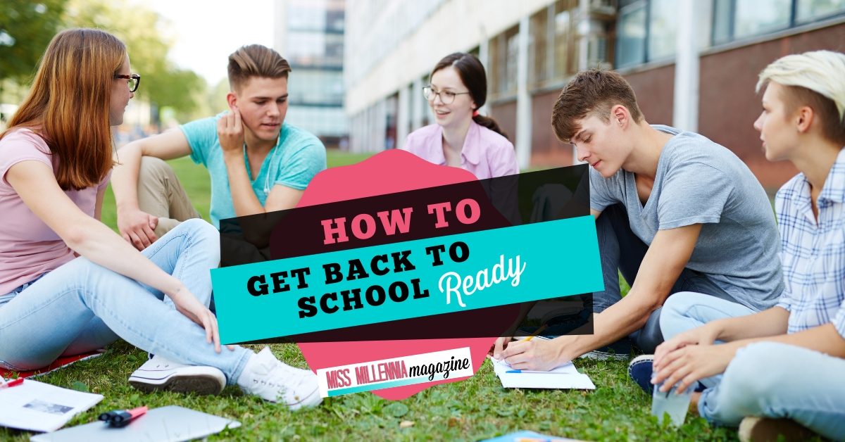 While I've been out of school for some time now, I can still recall all my best practices for getting back to school ready in style.