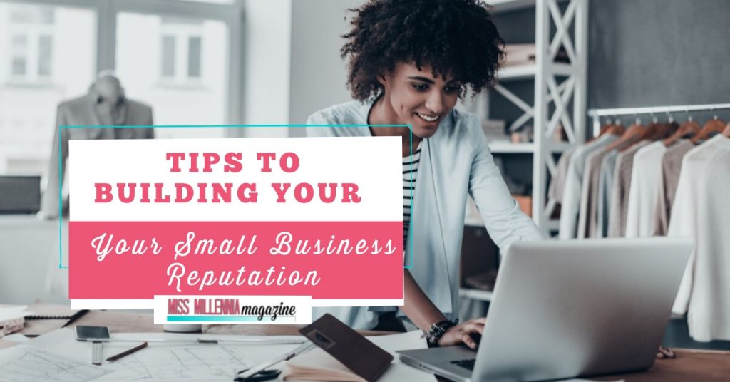 Tips To Building Your Small Business Reputation fb image