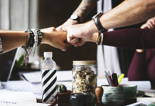collaboration for business reputation
