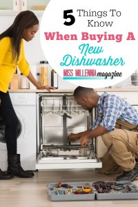 5 New Dishwasher things to Know