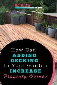 How can Adding Decking in Your Garden