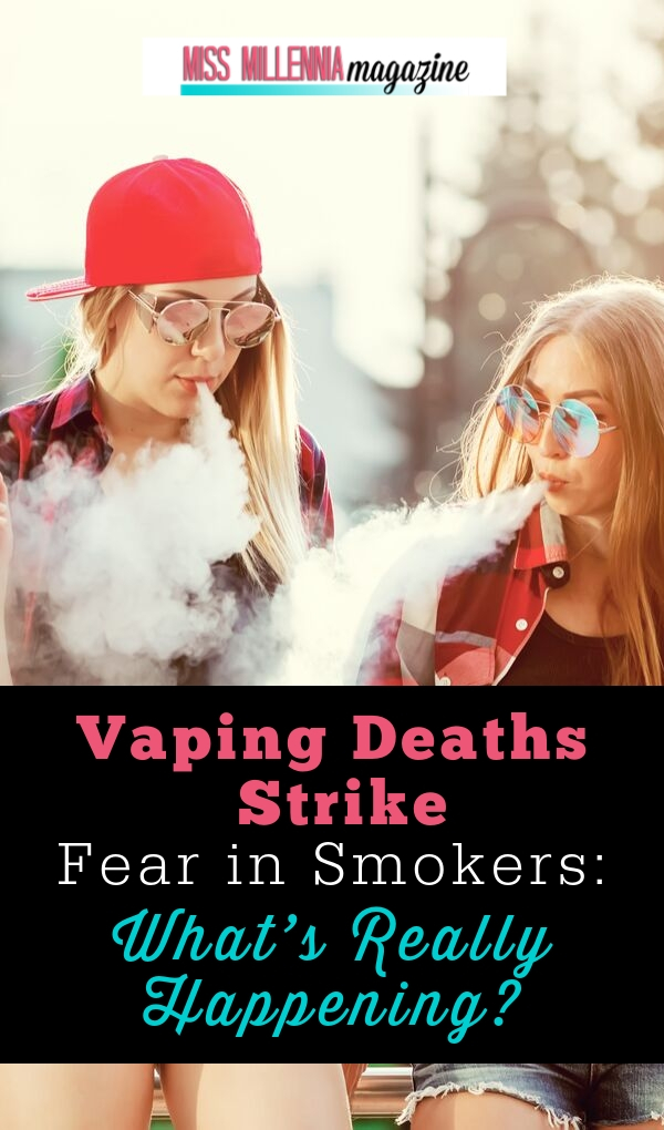 Vaping has proven to be a godsend.Are you a vaper wondering what's going on with all of these people getting sick? It's time for you to get the real story.