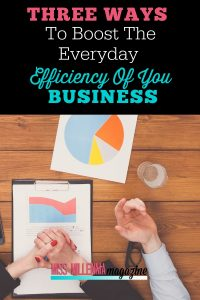 Boost Business Efficiency Everyday