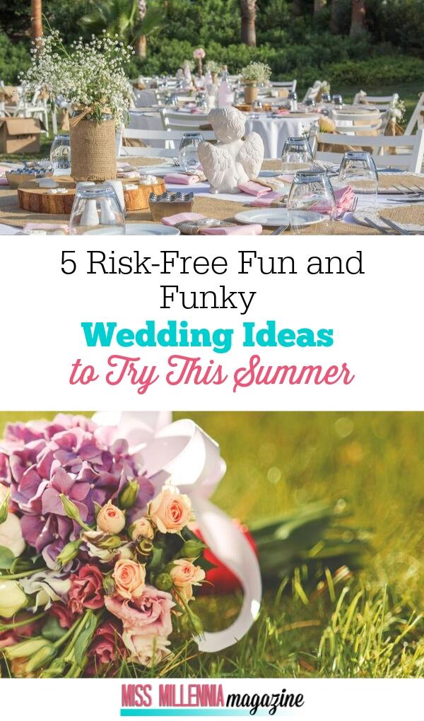 Wedding Ideas in Summer