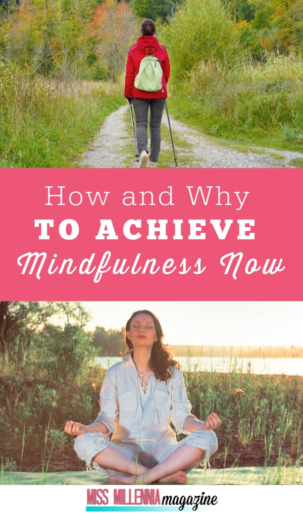 You may have heard that you should achieve mindfulness, but might need help getting started. We've got you covered in this post!