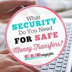 Security for Safe Money Transfer