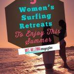 Women's Surfing Retreats