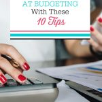 10 Tips for better Budgeting