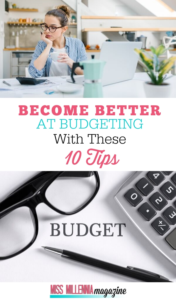 Budgeting is essential when trying to save up for things or when trying to pay off existing debt. Here are 10 tips that could help you to budget better