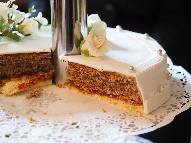 pie for wedding ideas