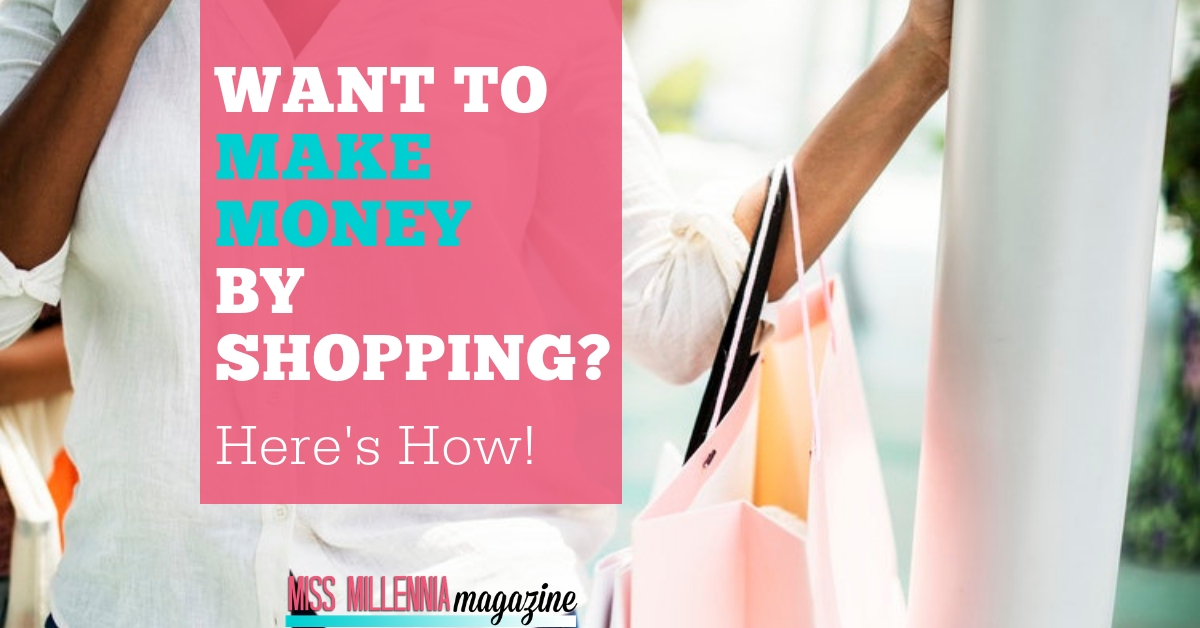 Want To Make Money By Shopping fb