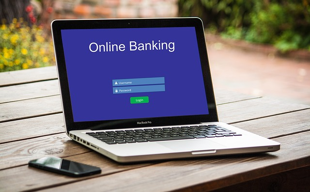 Set up online banking for budgeting