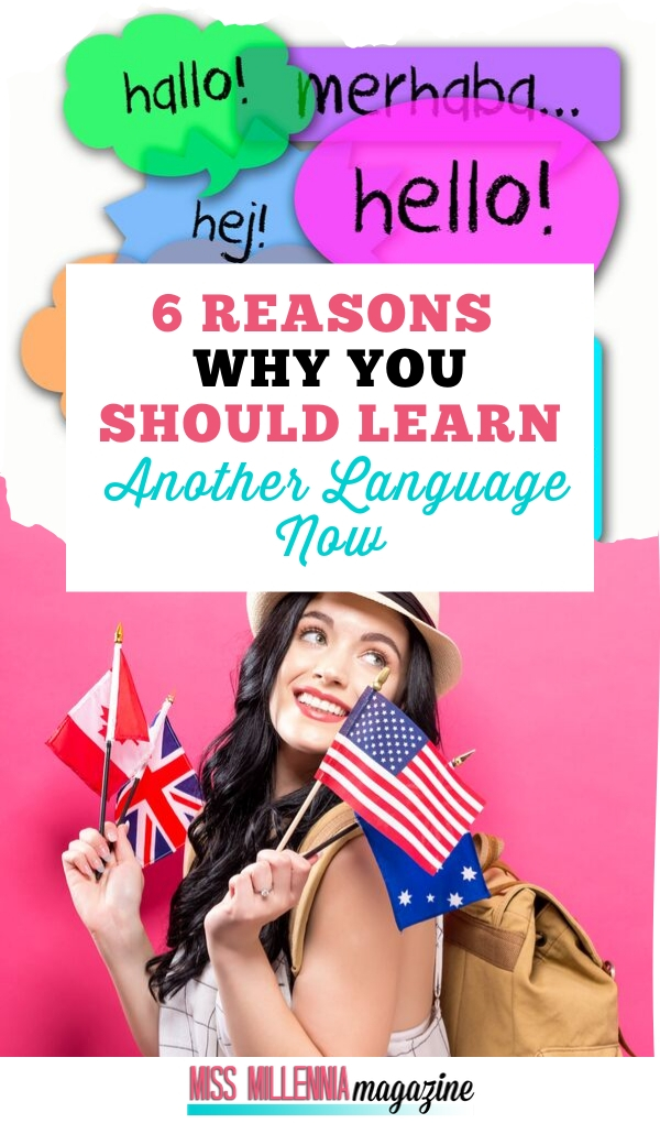 Reasons to learn Other Languages