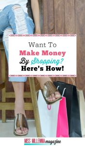 Making Money by Shopping