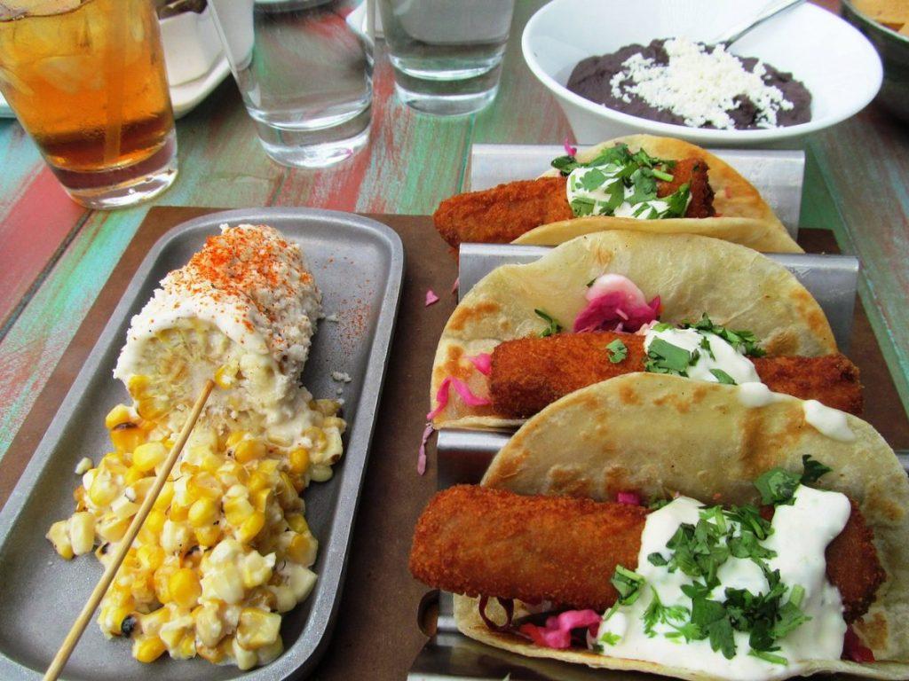 street food for wedding ideas