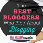 Top Bloggers Who Blog