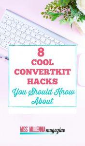 ConvertKit Hacks