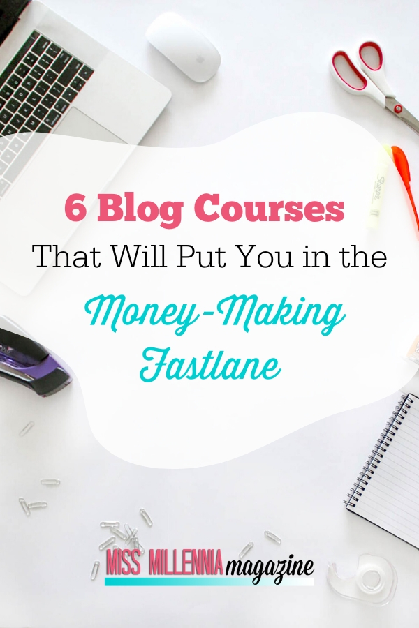 Courses for Money-Making Fastlane