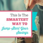 Smart way to start savings