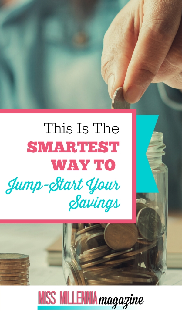 Smart way to start savings