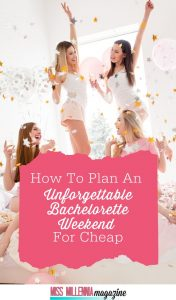 Cheap Plan for Weekend