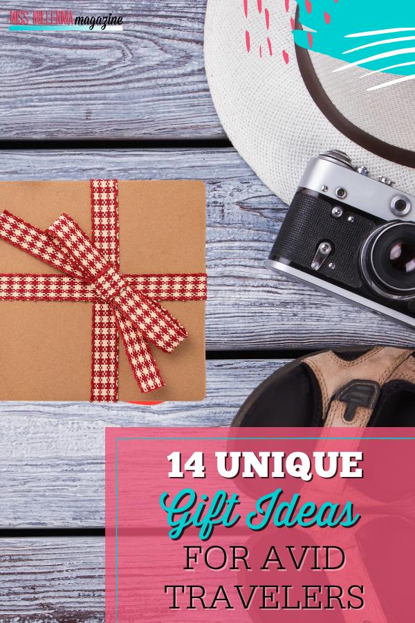 14 Unique Gift Ideas For Avid Travelers