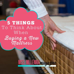 5 Tips for Buying a New Mattress