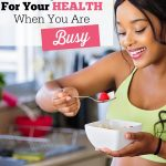 Making Time for Health