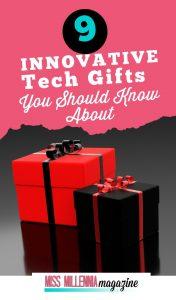 9 Innovative Tech Gifts