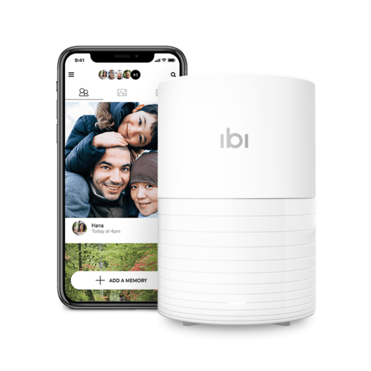 The iBi makes for a great innovative tech gift for your friends and family members