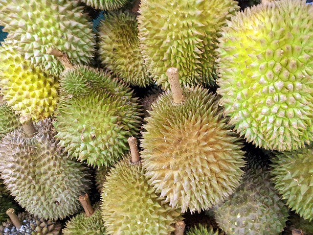 you need to eat these unusual aphrodisiacs. Durian