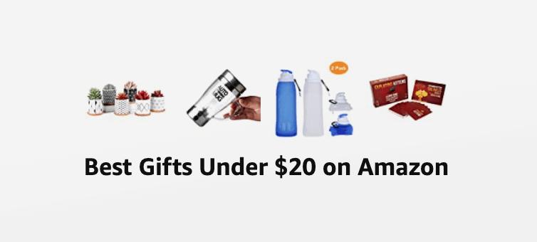 Best Gift Ideas On Amazon Under $20