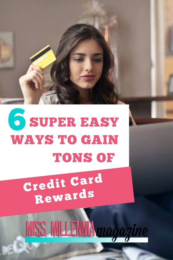 Gain Tons Of Credit Card Rewards