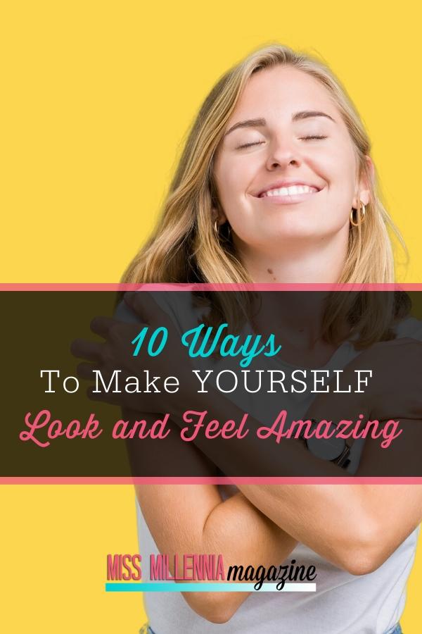 Make Yourself Feel Amazing