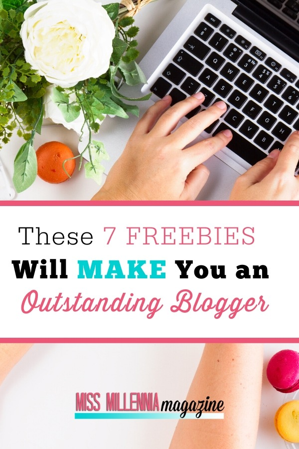 Freebies Will Make Outstanding Blogger