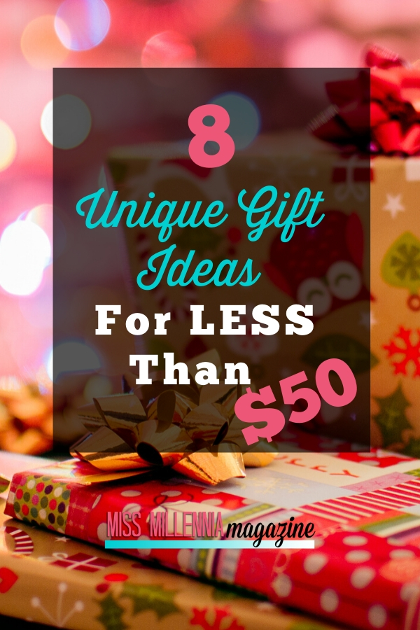 8 Unique Gift Ideas