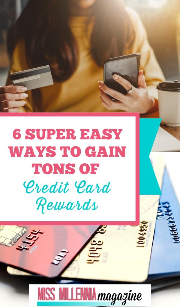 Ways To Gain Credit Card Rewards