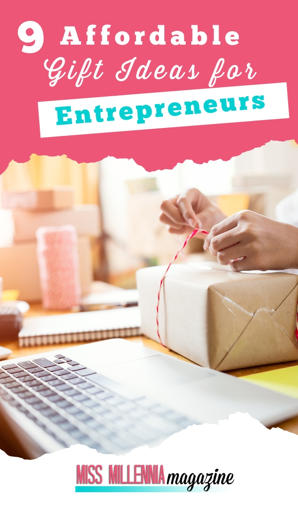 Affordable Gift for Entrepreneurs