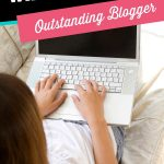 Freebies Makes an Outstanding Blogger