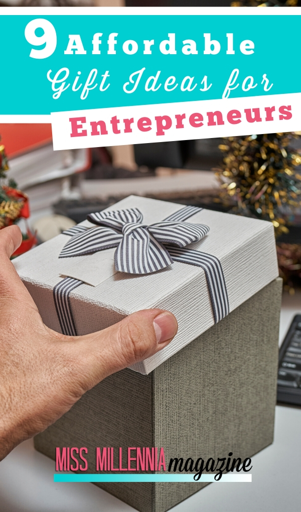 9 Affordable Gift for Entrepreneurs
