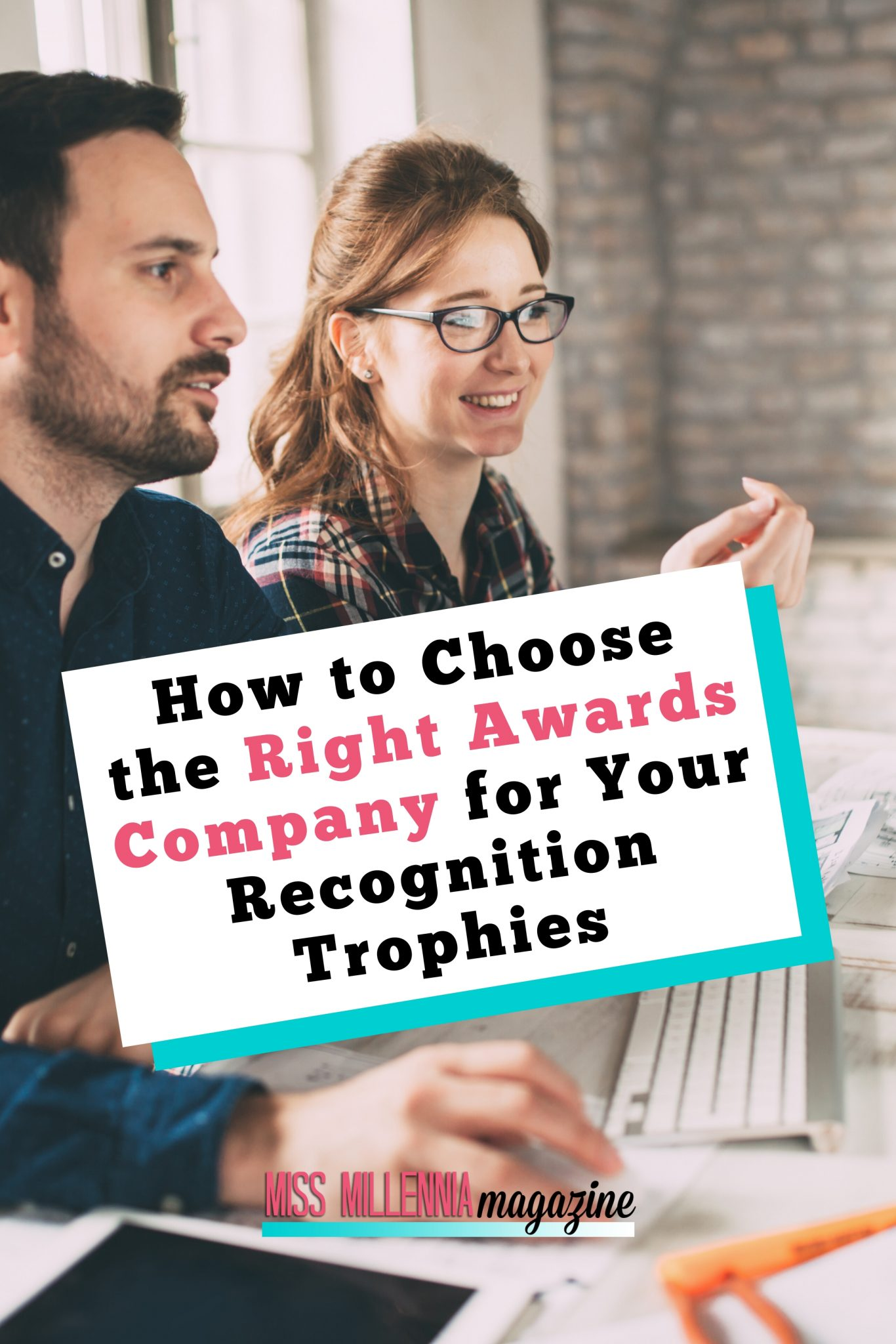 How to Choose the Right Awards Company for Your Recognition Trophies