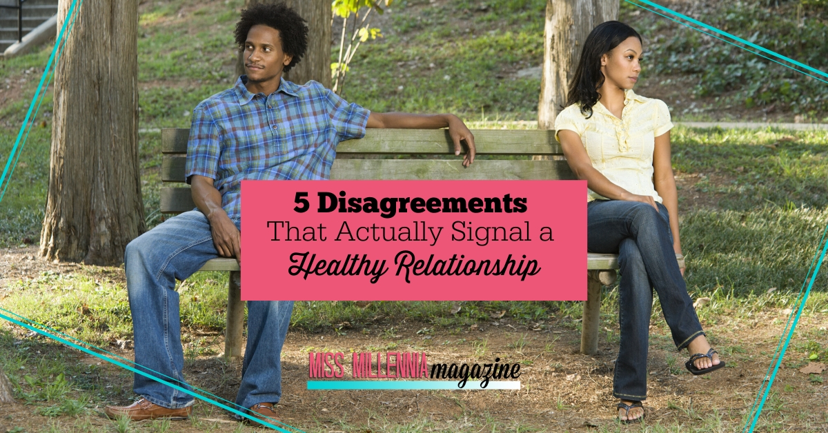 5 Disagreements That Actually Signal a Healthy Relationship