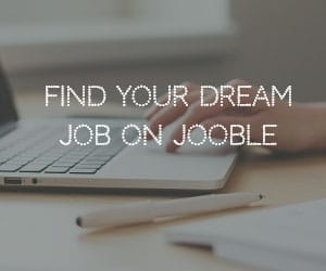 Find dream job on Jooble