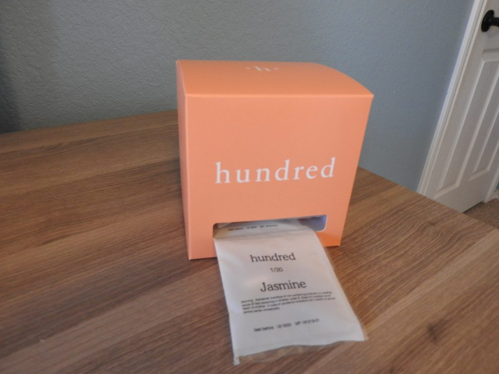 hundred vitamin box