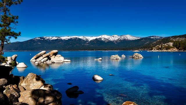 Lake Tahoe, California, USA