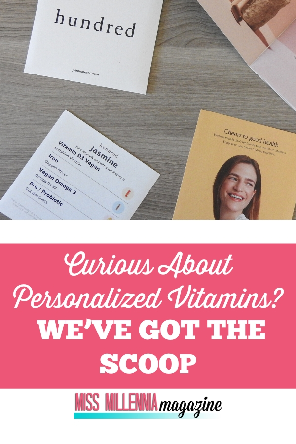 Curious About Personalized Vitamins? We've Got The Scoop