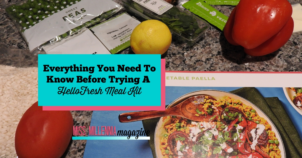 Everything You Need To Know Before Trying A HelloFresh Meal Kit