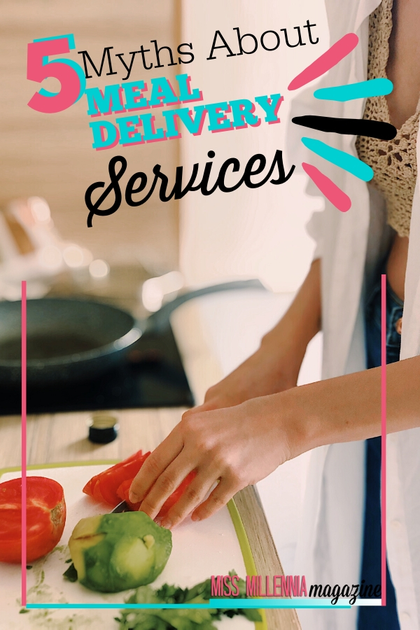 5 Myths About Meal Delivery Services