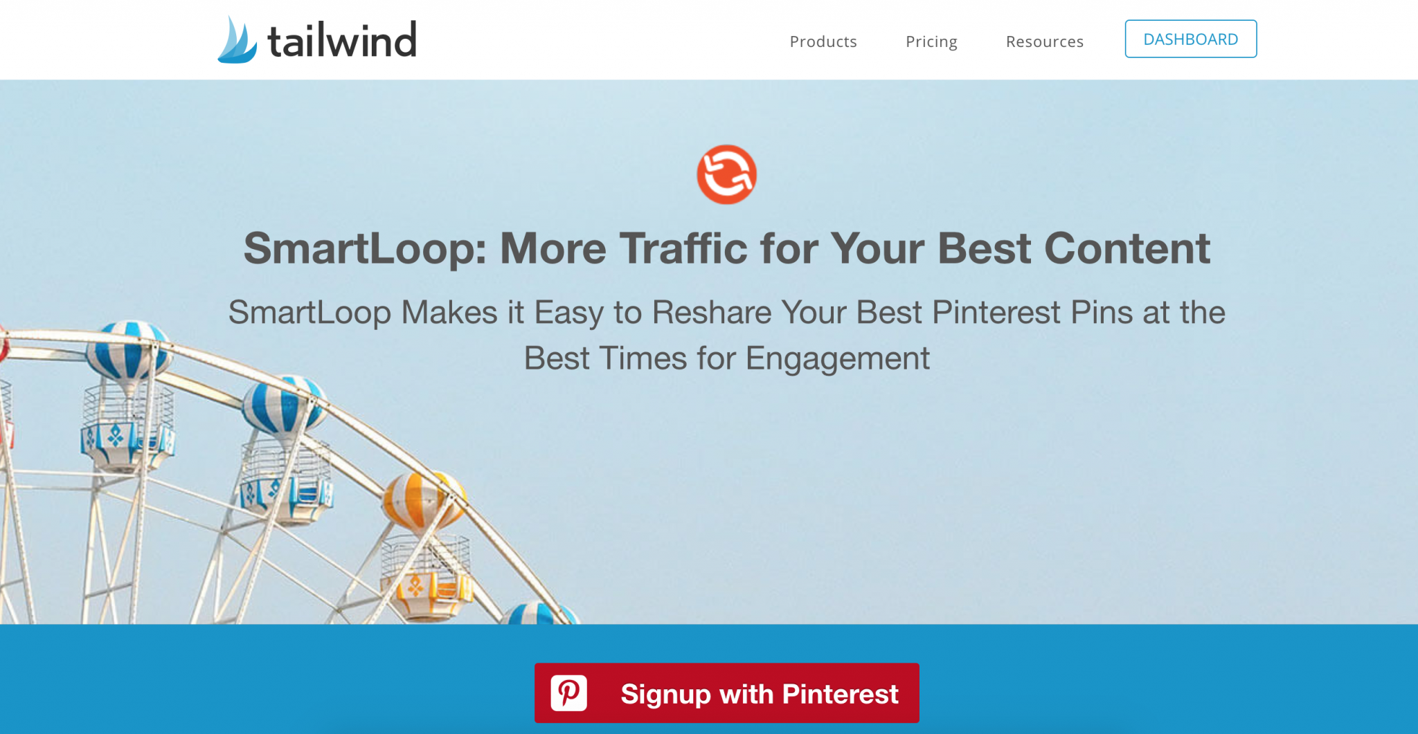 Tailwind SmartLoop