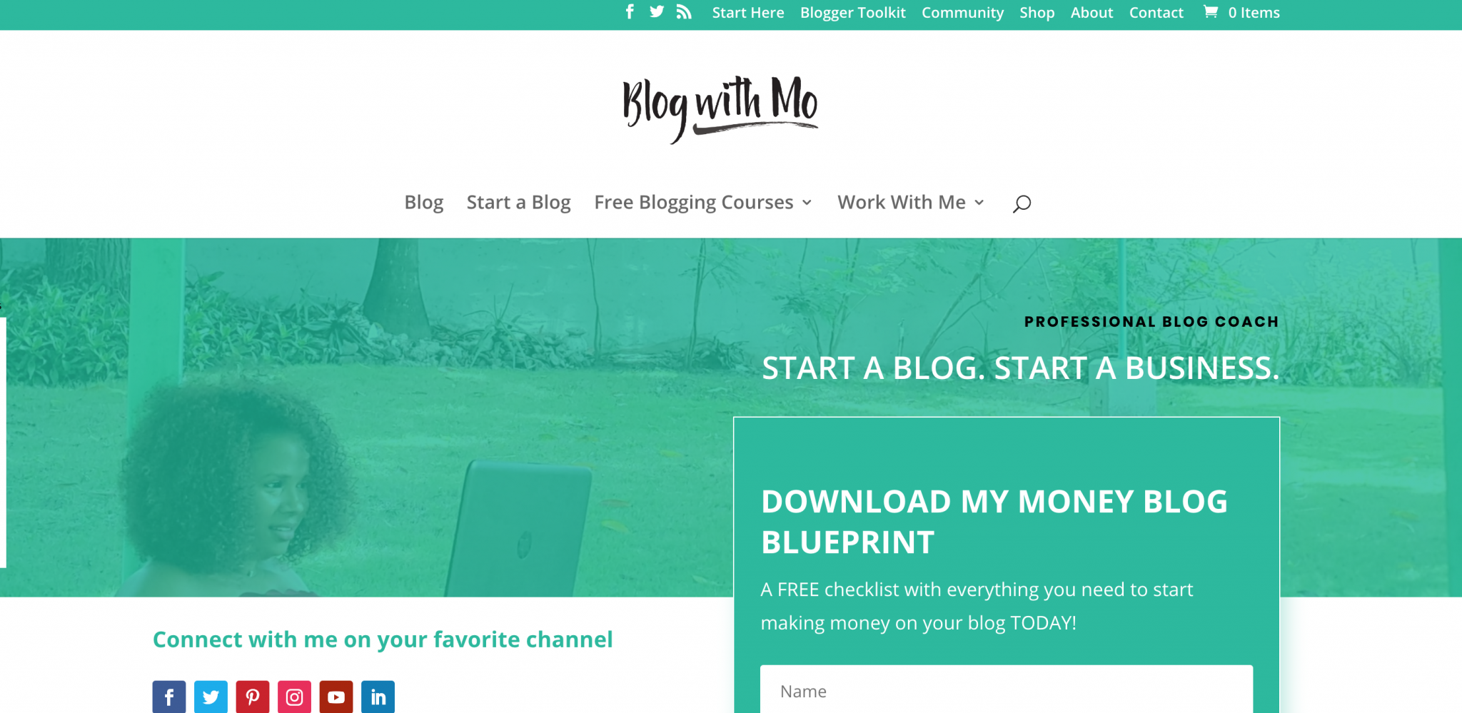 Blog With Mo
